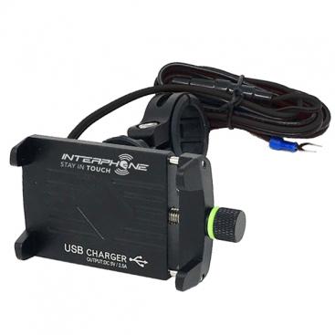 INTERPHONE ALUMINIUM CRAB WITH USB