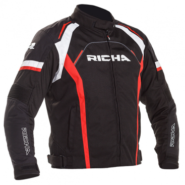 RICHA FALCON 2 JKT BLK/RED