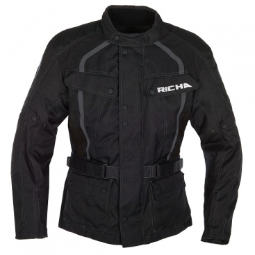Richa Torrent Jkt.Black Mens