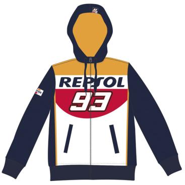 XVR46 Repsol 93 Marquez fleece
