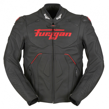 FURYGAN RAPTOR EVO JKT RED/BLK