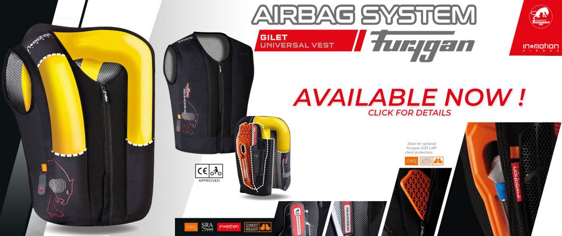 Furygan Airbag