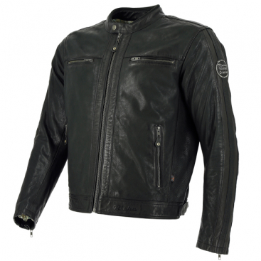 RICHA GOODWOOD PERF JKT BLK