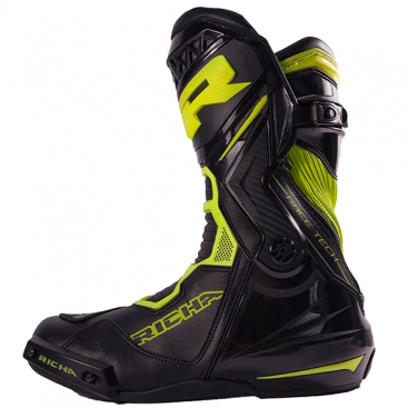 RICHA APEX W/P BOOT BLK/FLUO