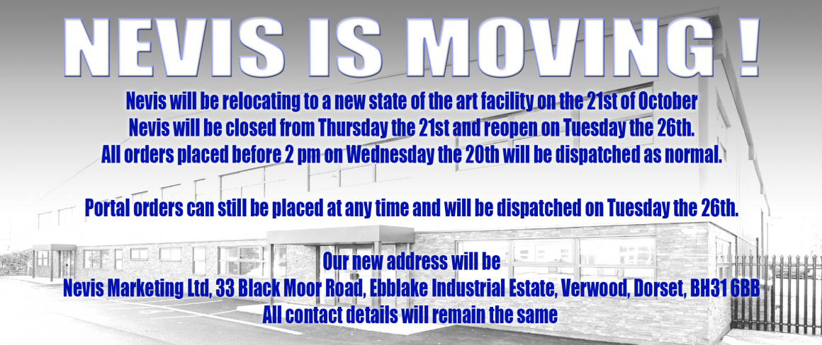Nevis is moving !