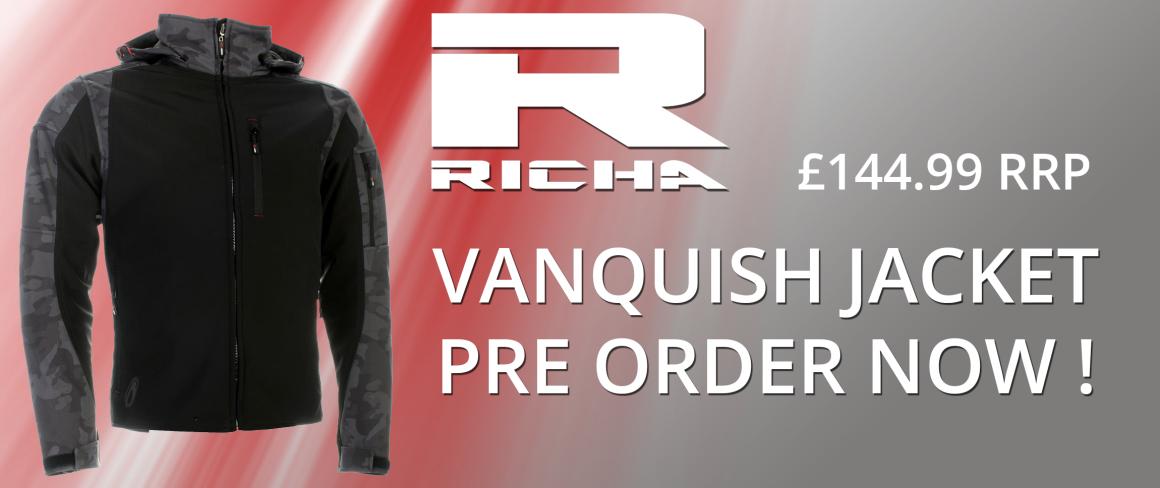 Richa Vanquish