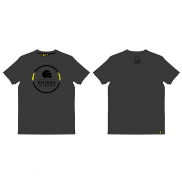 VR46 T-SHIRT DARK GREY