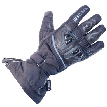 Richa Glacier Glove Blk