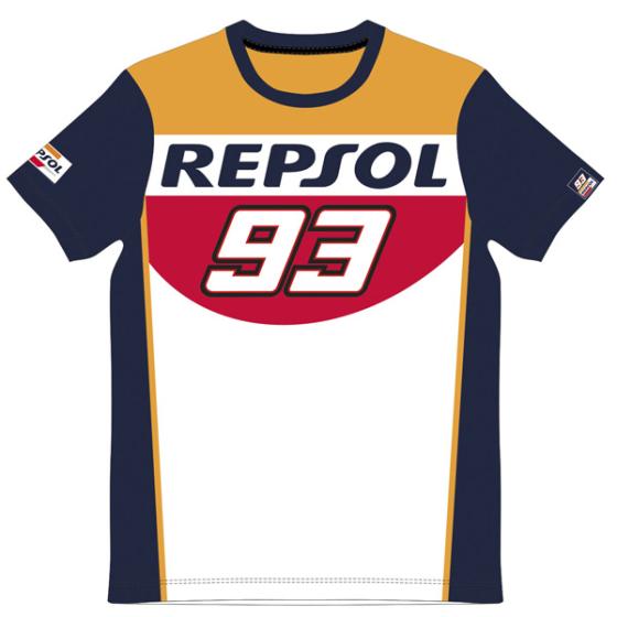 VR46 Repsol 93 Marquez t-shirt