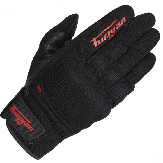 FURYGAN JET D3O GLOVE BLK/RED