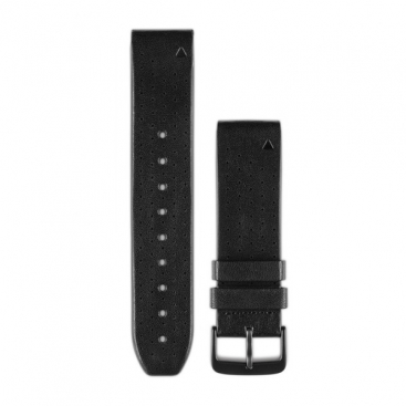 Garmin Black LEATHER band