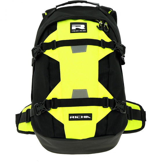 RICHA MAVERICK BAG FLUO