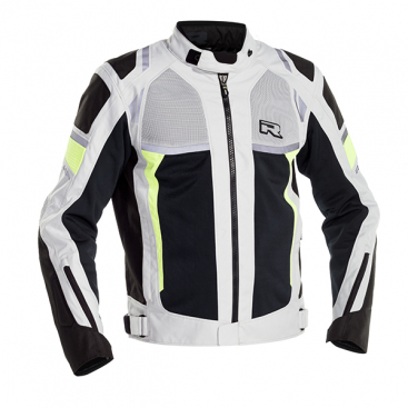 RICHA AIRSTORM WP JKT GRY/FLUO