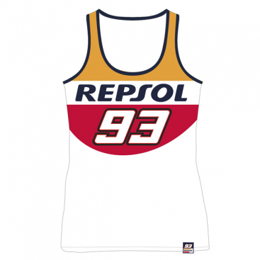 VR46 Repsol Marquez Tank Top Ladies