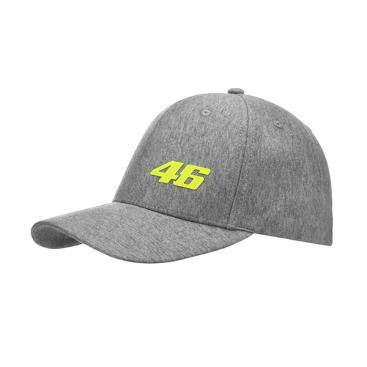 VR46 BASEBALL CAP GREY
