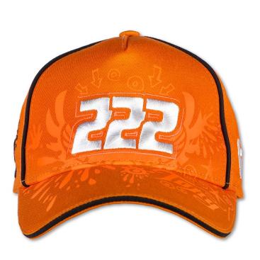 VR46 TONY CAIROLI KIDS CAP ORANGE