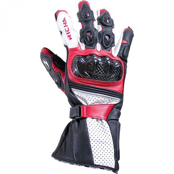 Richa Ravine glove black/red