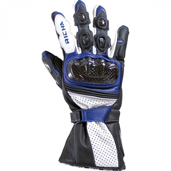 Richa Ravine glove black/blue