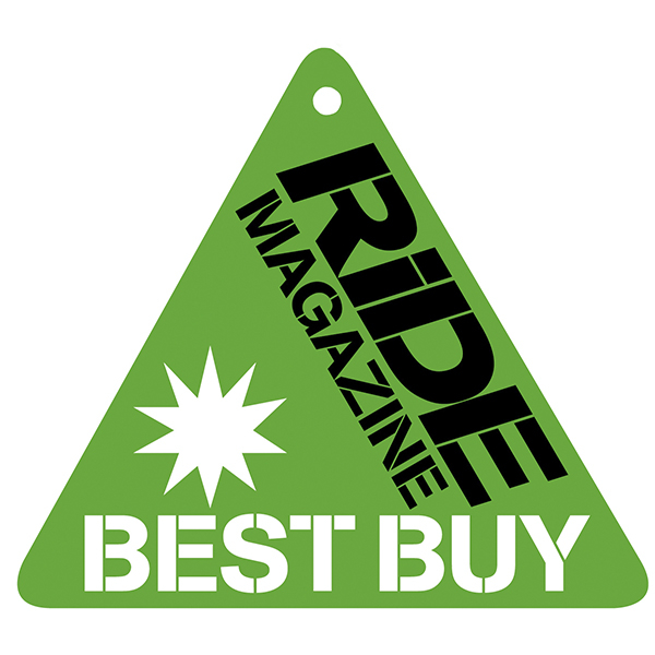 Richa Hurricane GTX Glove wins RIDE BEST BUY !!!!