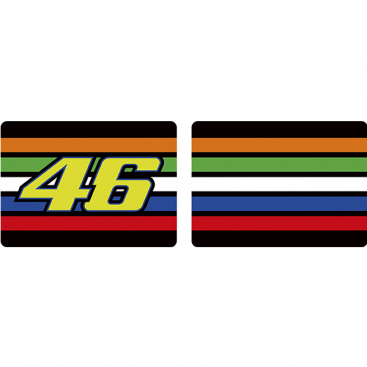 VR46 WRISTBAND CLASSIC