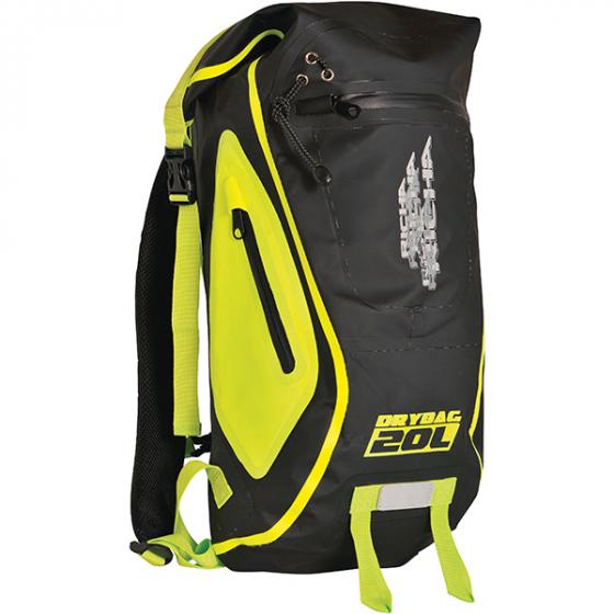 Richa H20 Back Pack 20L yellow