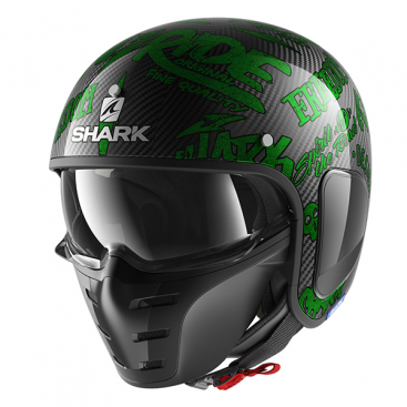 Shark S-DRAK FREESTYLE CUP DGG