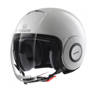 Shark  MICRO BLANK Helmet  WHU