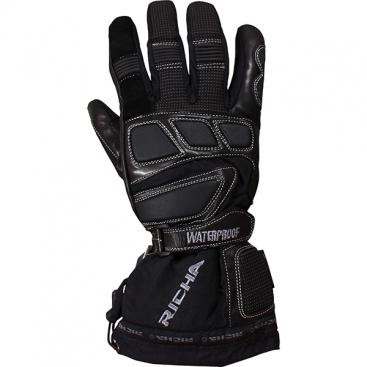 Richa Carbon Winter glv.bk