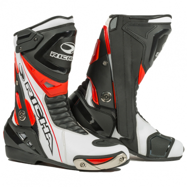 Richa Blade W/P boot blk/wt/rd