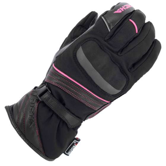RICHA ELLA WP GLOVE BLK/PNK