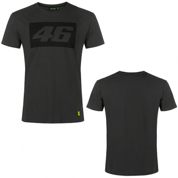 VR46 CAMBER T-SHIRT LAVA