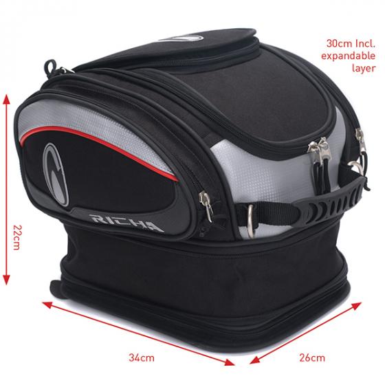 Richa Designer Tank Bag    8SPTB100