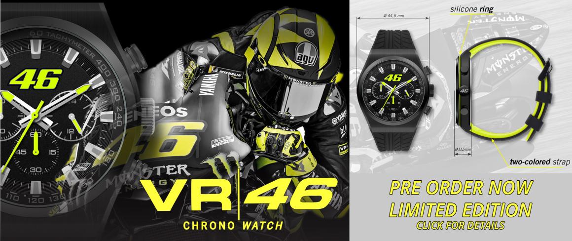 VR 46 Watch