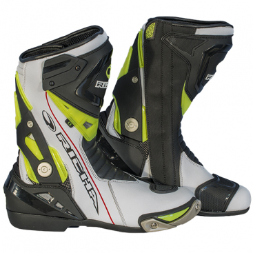 Richa Blade W/P boot WH/BK/FL