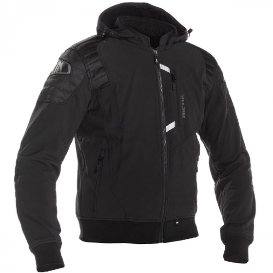 RICHA ATOMIC JKT BLK