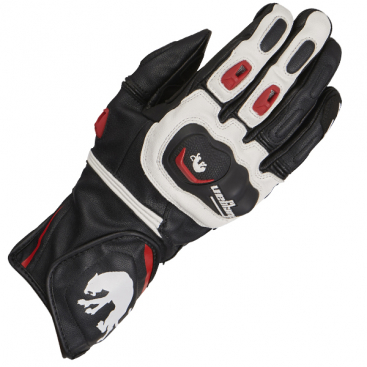 FURYGAN HIGGINS GLOVE BLK/RED