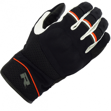 RICHA DESERT 2 GLOVE BLK/WHT/RED