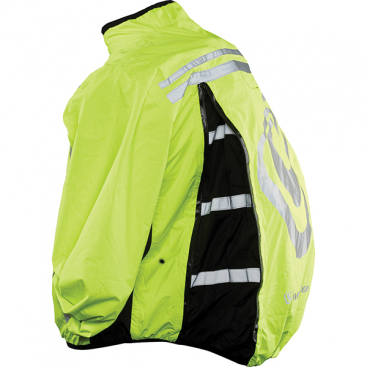 TwoZero Cyclone jacket Fluo.Yellow