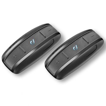 BLUETOOTH HEADSET SHAPE TWIN PACK