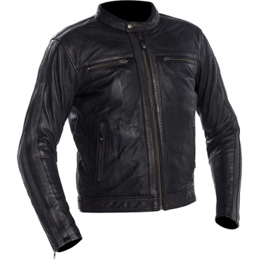 RICHA GOODWOOD JKT BLK