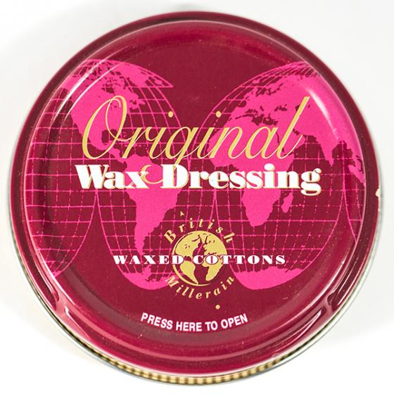 50ml tin of wax dressing