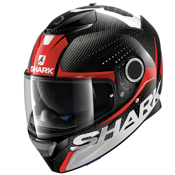 MCN Review the Shark Spartan