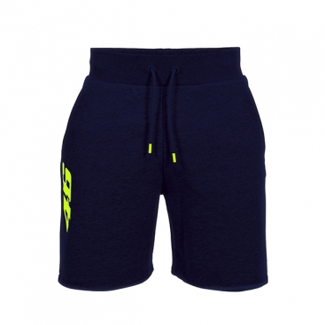 VR46 SHORT PANTS BLUE
