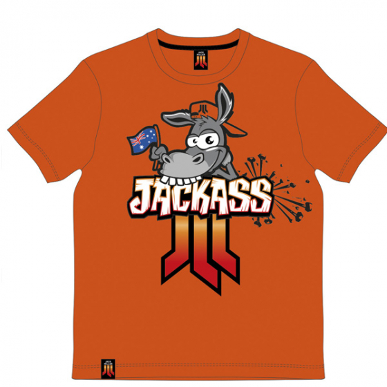 VR46 Jack Miller Kids T-Shirt Orange