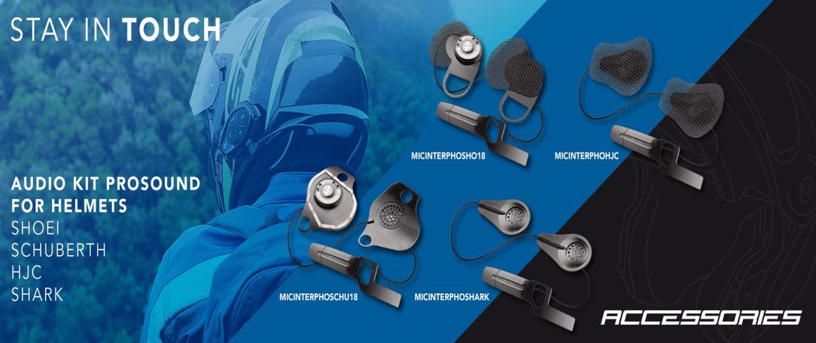 Interphone Accessories