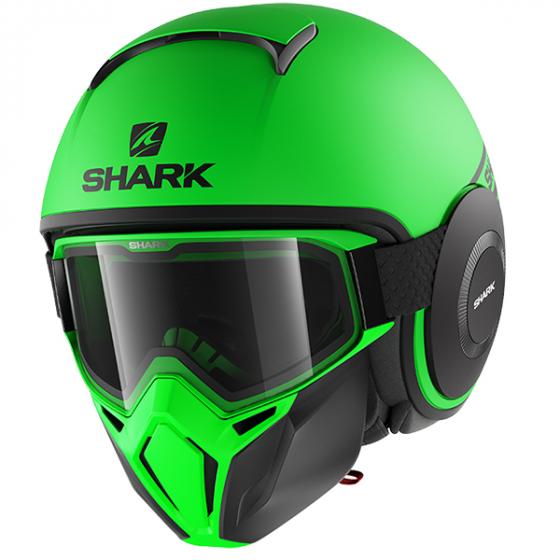 SHARK DRAK STREET NEON MAT GKK