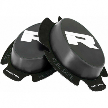 Richa Racing 'R' knee sliders black
