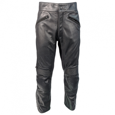 Richa Cafe Trousers STD Blk