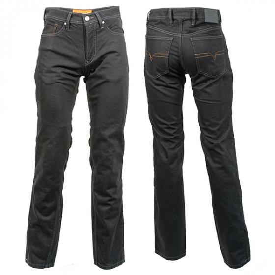 Richa Hammer Jeans Black SHT