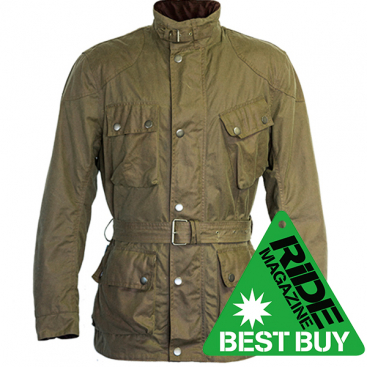 Richa Bonneville jkt.Green
